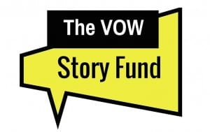 VOW Story Fund Logo