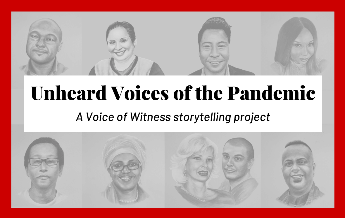 Unheard Voices of the Pandemic – project