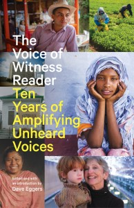 Voice of Witness Reader