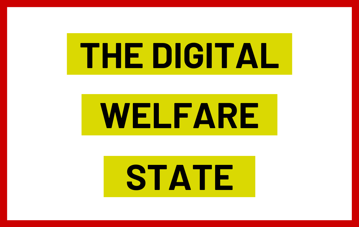 The Digital Welfare State