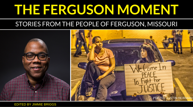 THE FERGUSON MOMENT