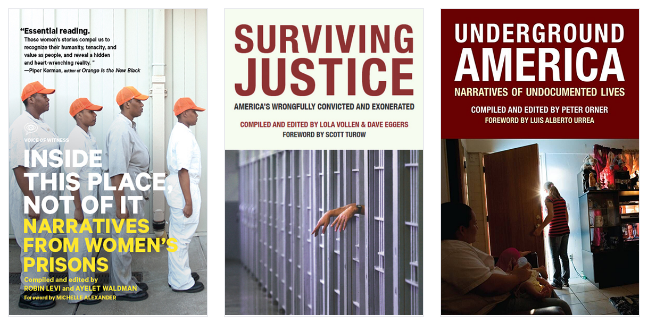 Back on the Shelves! Stories from Undocumented Immigrants & People Inside the Criminal Justice System