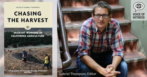 Gabriel Thompson Discusses Chasing the Harvest at Copperfield's Books 6/17