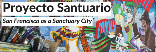 New oral history projects: Proyecto Santuario