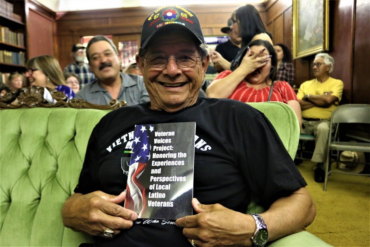 Veteran's Voices Germanacos project