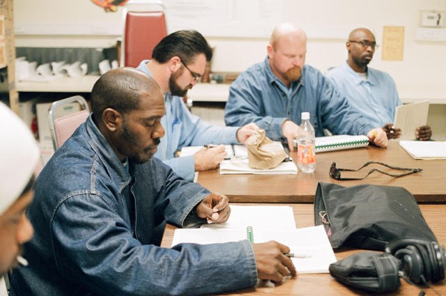 Oral History at San Quentin Prison