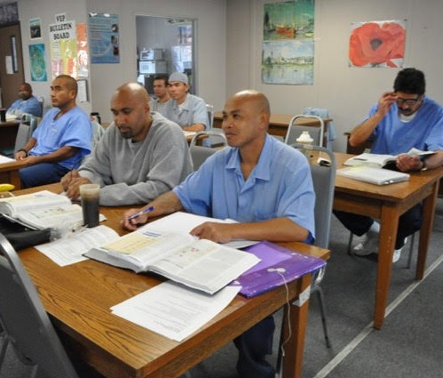 Prison University Project Class