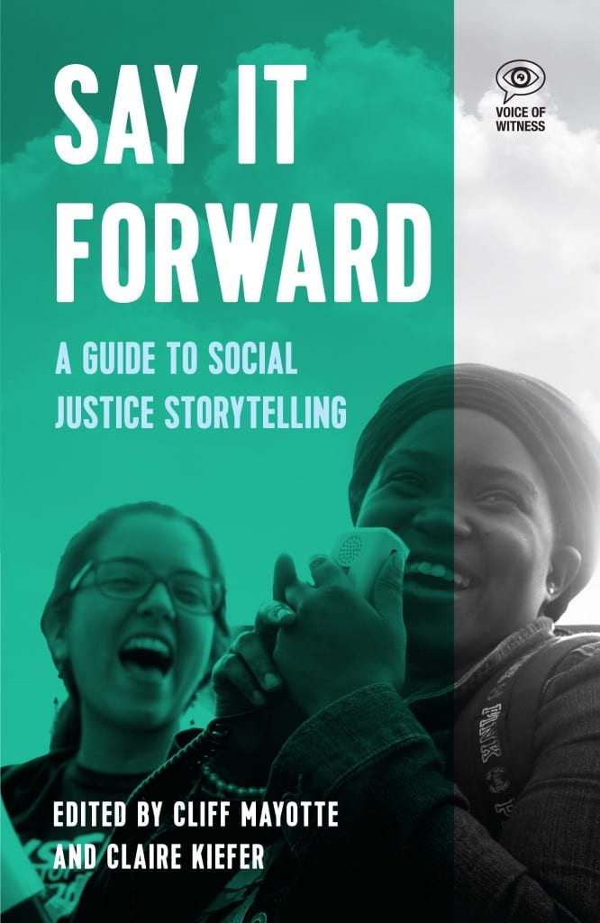 Say It Forward book cover