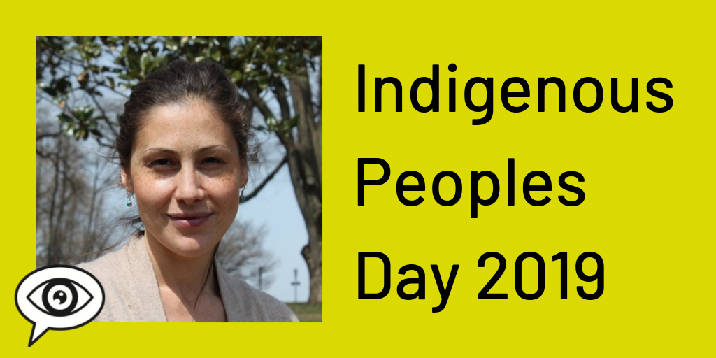 Indigenous Peoples Day 2019