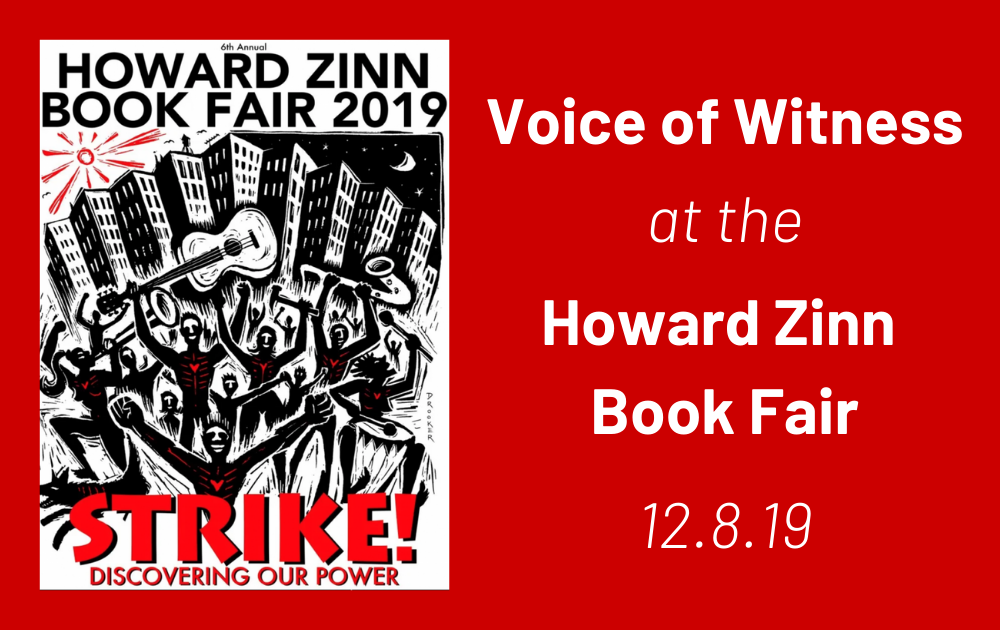 Howard Zinn Book Fair 2019
