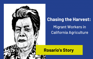 Rosario's Story in Chasing the Harvest