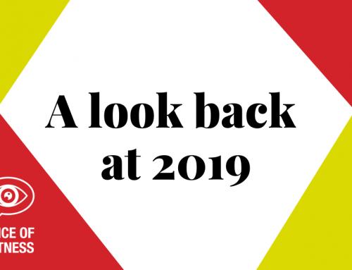 Looking Back at 2019 and Forward at 2020