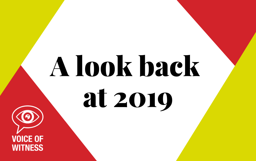 Looking Back at 2019 and Forward at 2020