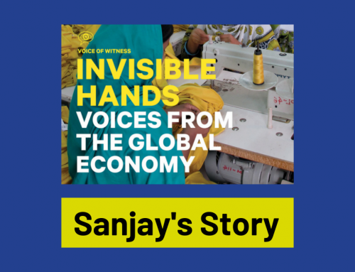 From the Archives: Sanjay's Story of Activism After the Bhopal Chemical Disaster