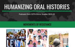 Ruth Asawa – oral history podcasts