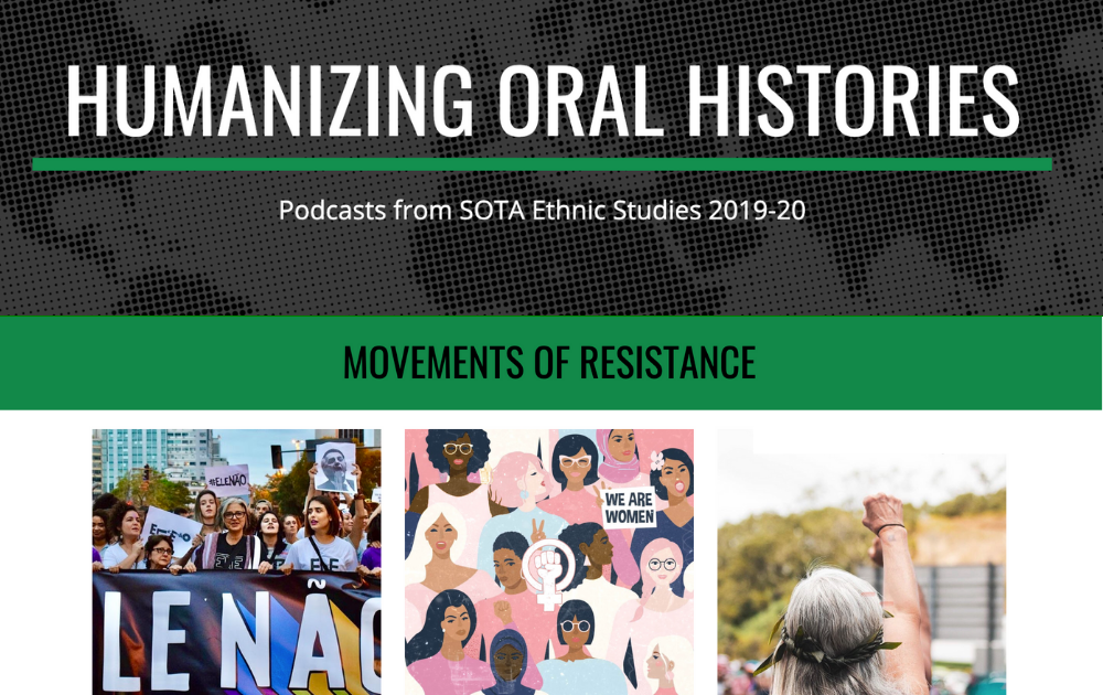 Humanizing Oral Histories: Student Podcasts on Identity, Learning, and Resistance