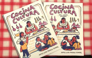 Cocina y Cultura Cookbook