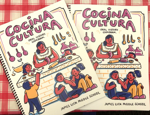 Oral History in the Classroom Q&A: Creating a Community Cookbook