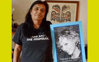 Indigenous Activist Gladys Radek
