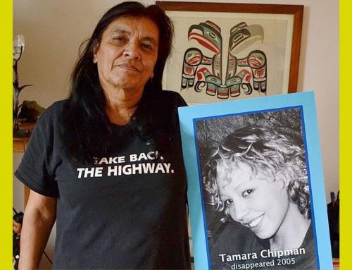 A Conversation with Indigenous Activist Gladys Radek