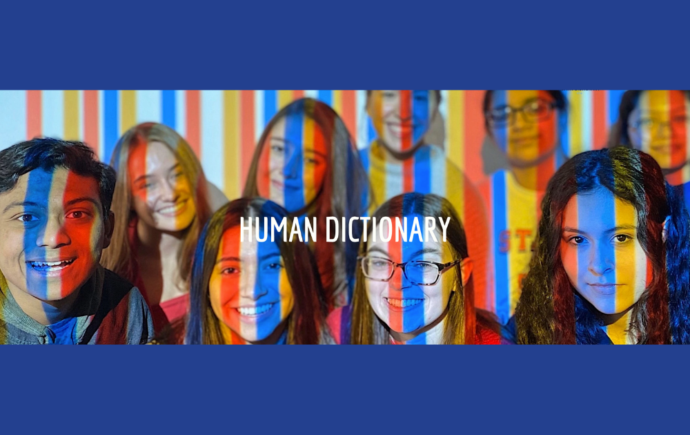 "Q&A: Students Continue ""Human Dictionary"" Storytelling Project During Pandemic"