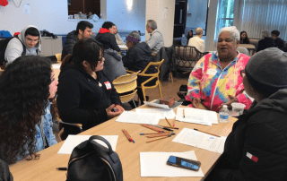 Sequoia Living – Intergenerational Storytelling group
