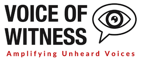 Voice of Witness Logo